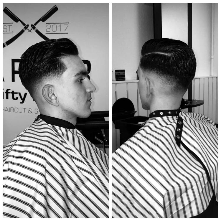 De juiste barbier bij Barber55