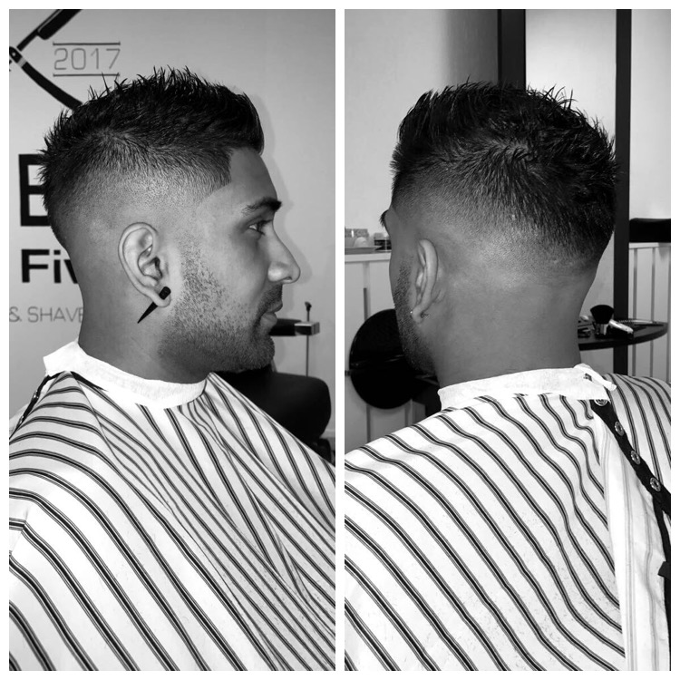 Barber Fifty Five sinds 2017