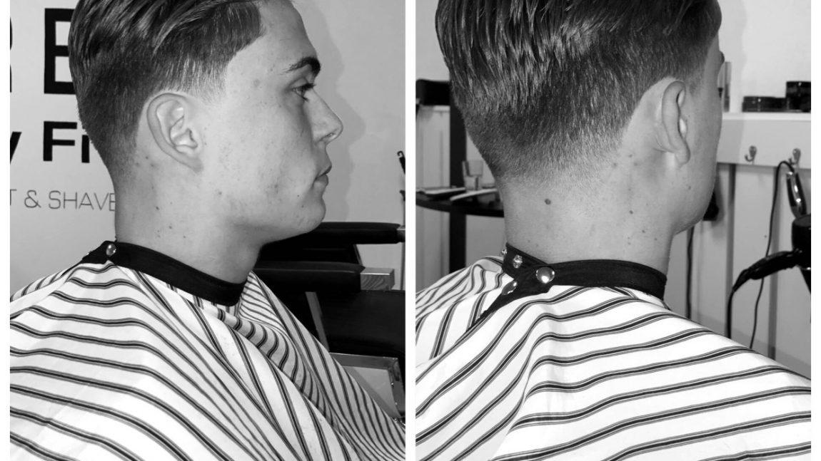 Historie van de barbier